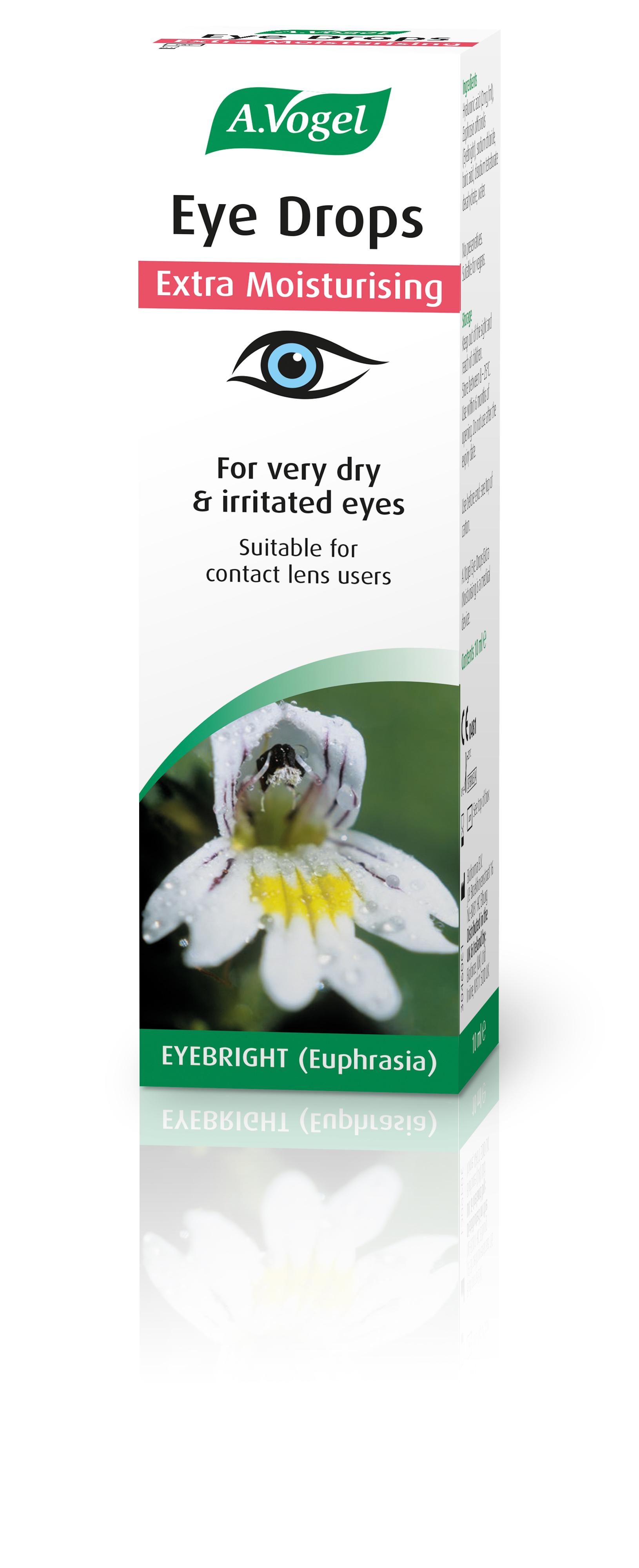 Eye Drops Extra Moisturising (Red Strip) 10ml