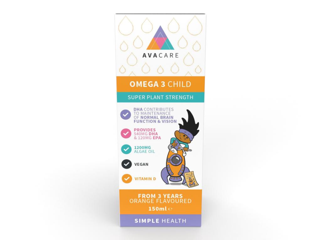 Omega 3 Child 150ml