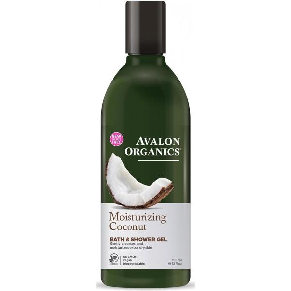 Moisturizing Coconut Bath & Shower Gel 355ml