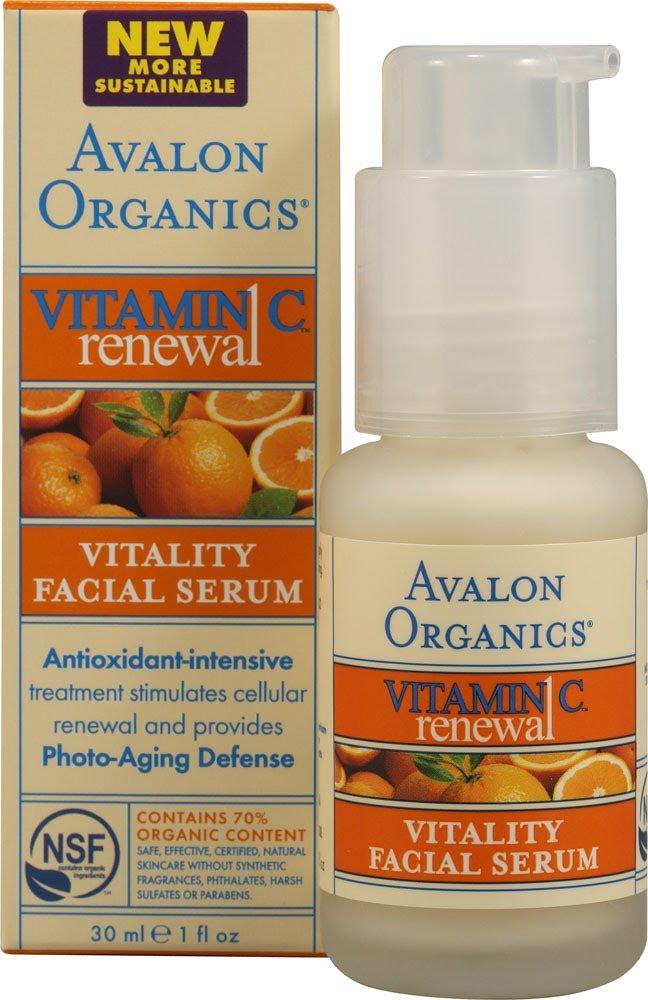 Vitamin C Vitality Facial Serum 30ml