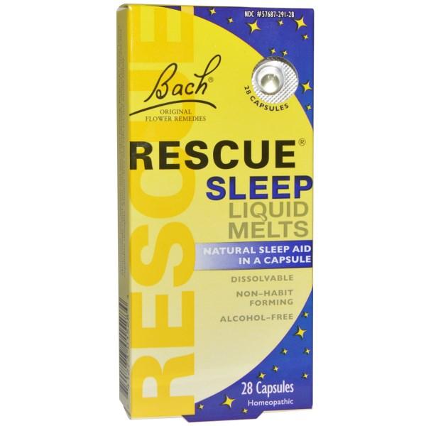 Rescue Night Liquid Melts 28's