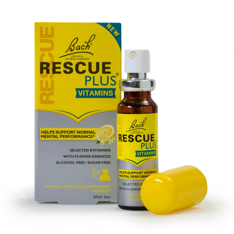 Rescue Plus Vitamins Spray 20ml