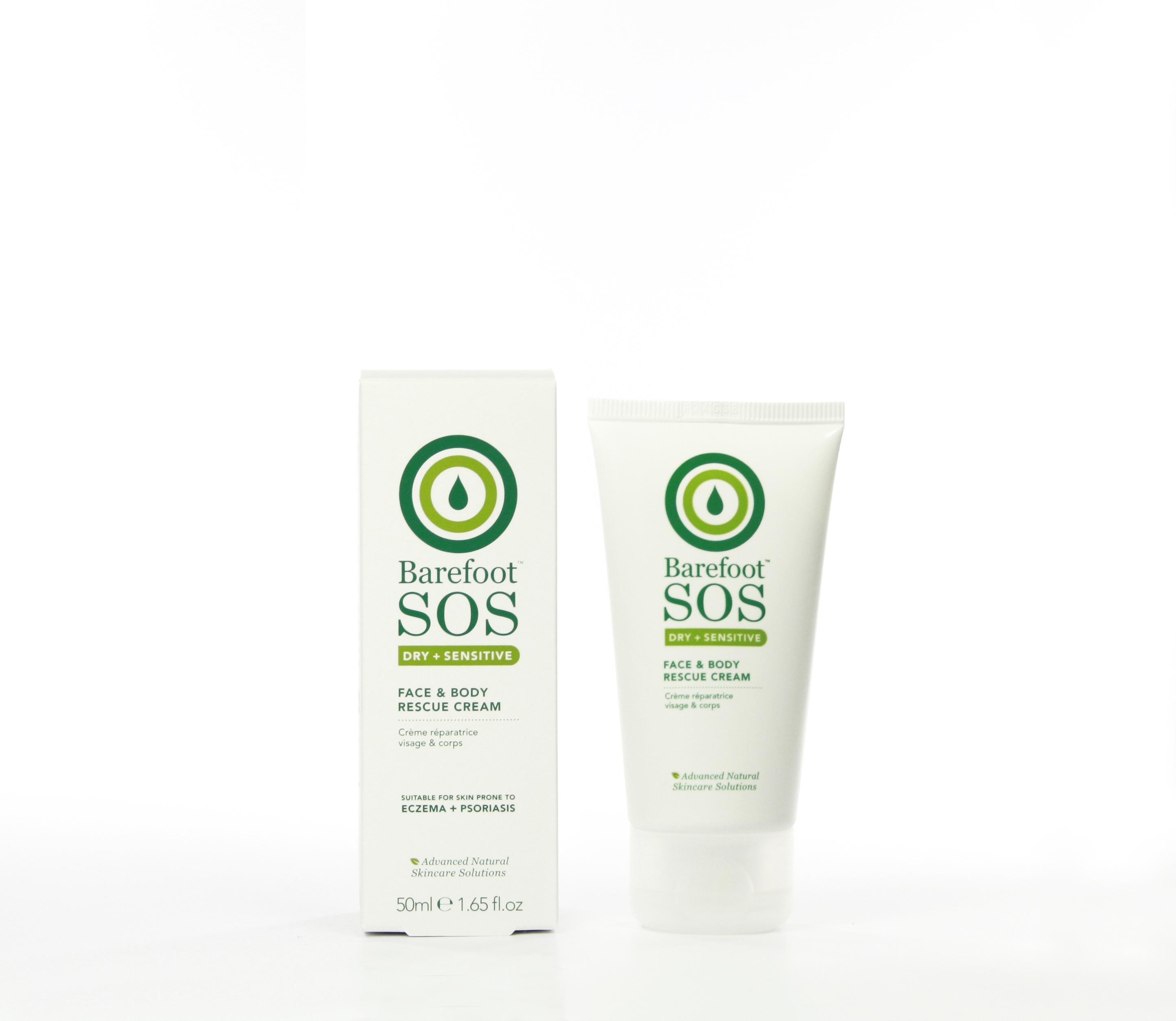 Face and Body Rescue Cream 50 ml