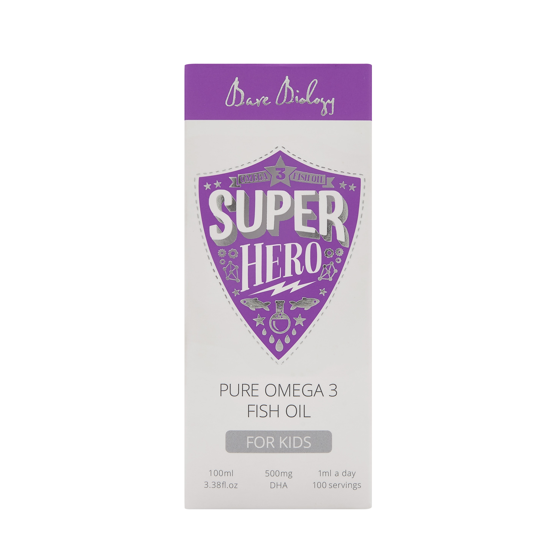 Super Hero Omega 3 100ml