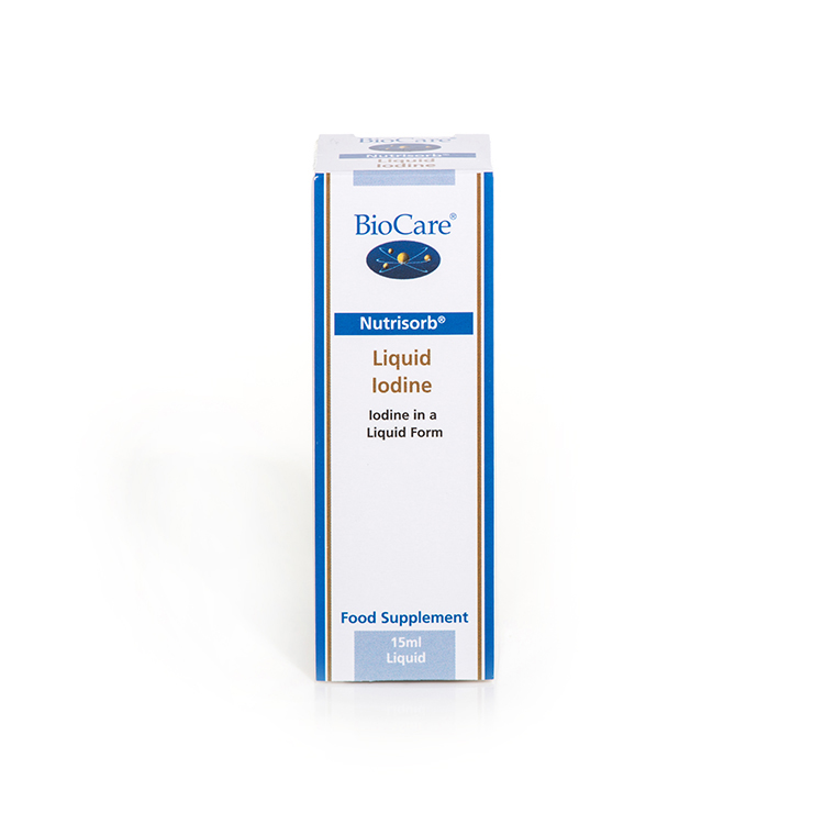 Nutrisorb Iodine 15ml