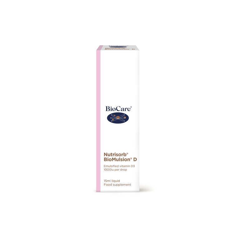 Nutrisorb BioMulsion D 15ml