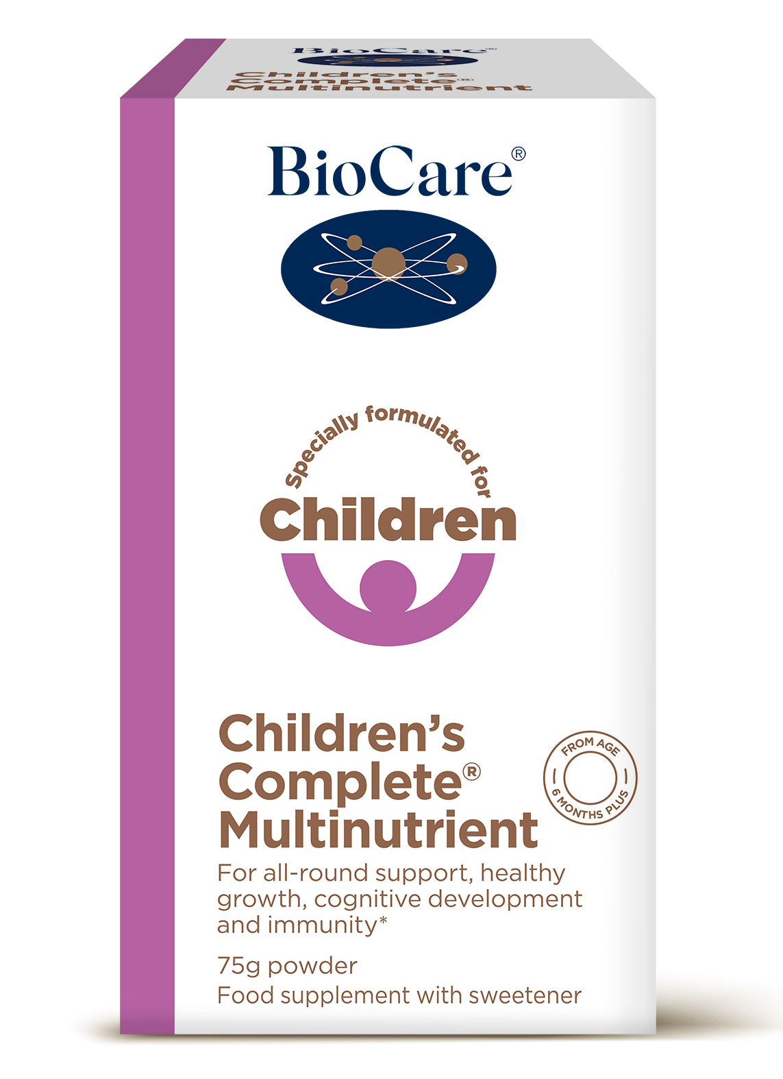 Children's Complete Multinutrient 75g