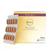 Biobees Fresh Royal Jelly with Propolis Extract 30's