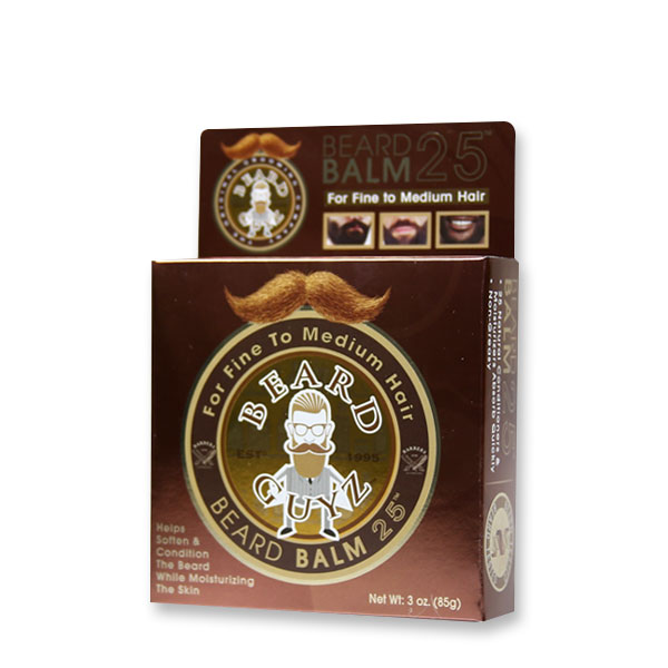 Beard Balm 25 for Fine and Medium Hair 85g (Currently Unavailable)