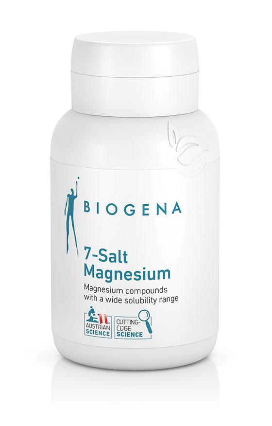 7-Salt Magnesium 60's