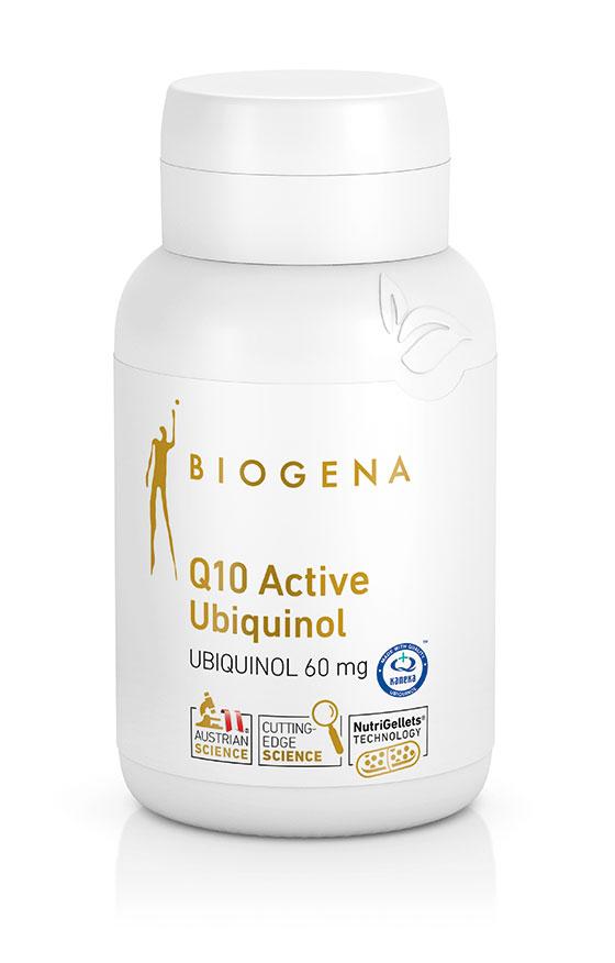 Q10 Active Ubiquinol 60's