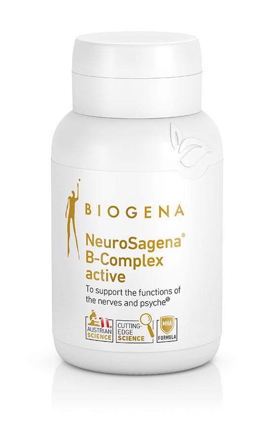 NeuroSagena® B-Complex active 60's