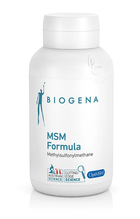 MSM Formula 120's
