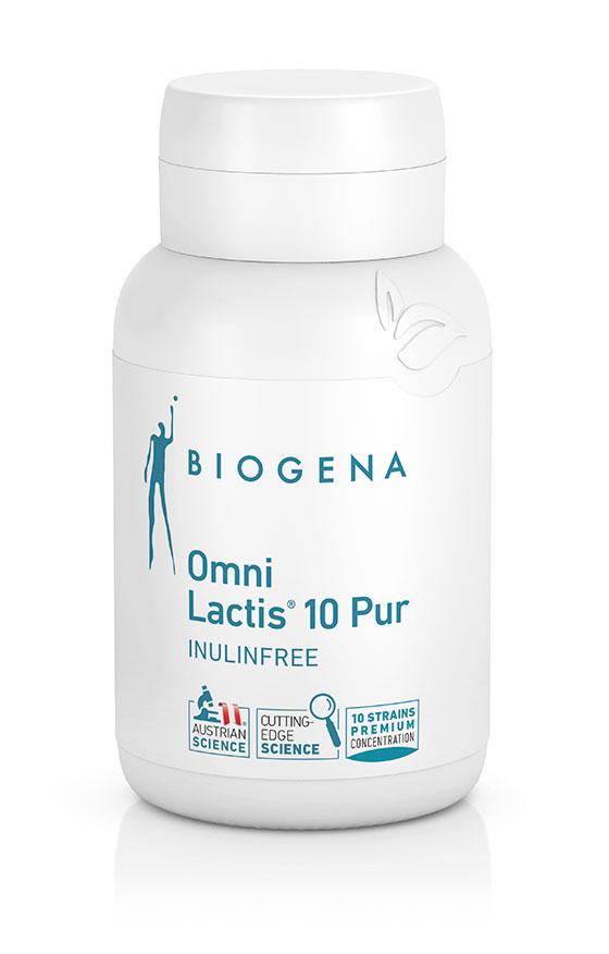 Omni Lactis® 10 Pur 60's
