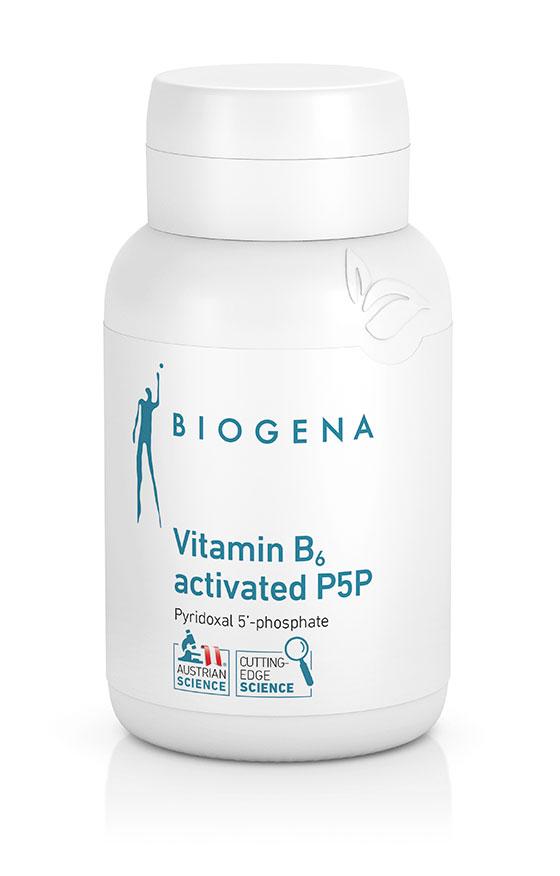Vitamin B6 Activated (P5P) 90's