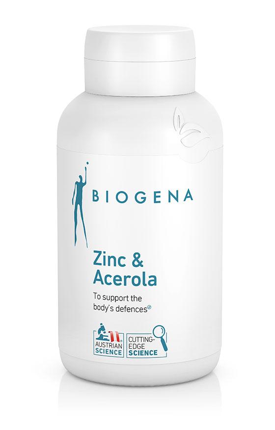 Zinc & Acerola 120's