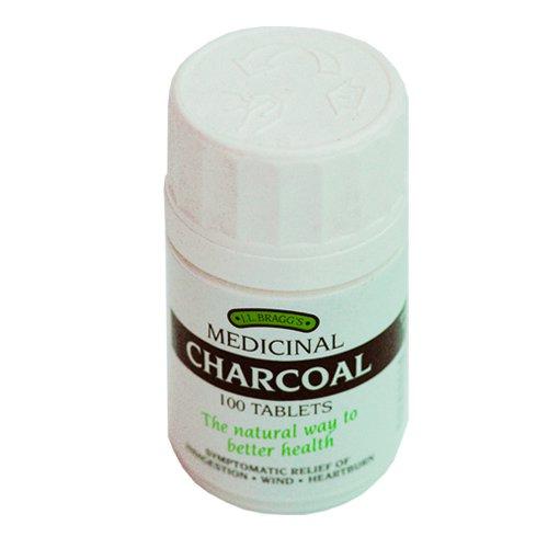J.L Bragg Charcoal Tablets 100's