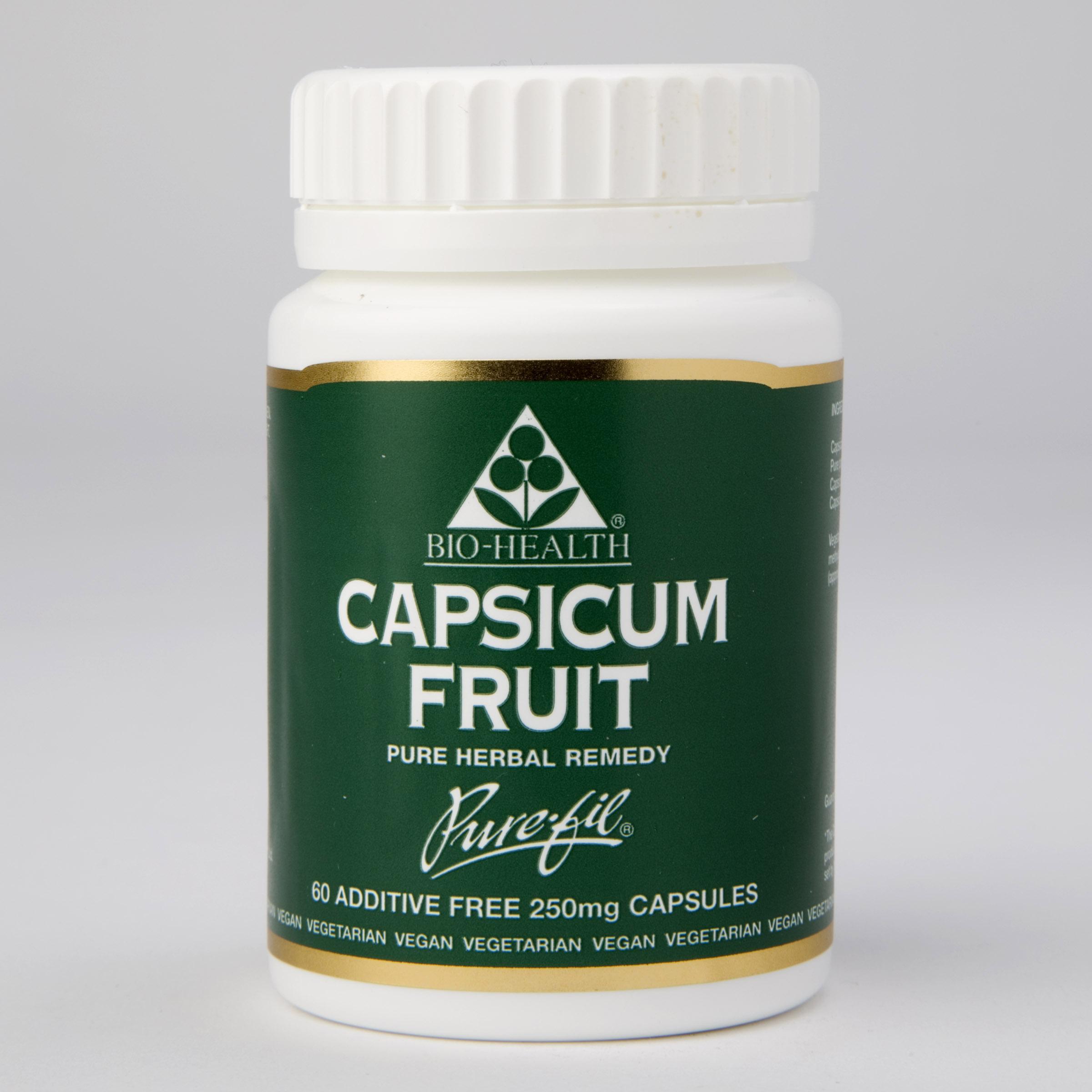 Capsicum Fruit 60's