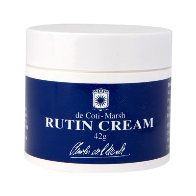 de Coti-Marsh Rutin Cream 42g