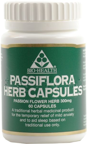 Passiflora Herb 60's