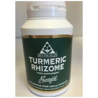 Turmeric Rhizome 120's