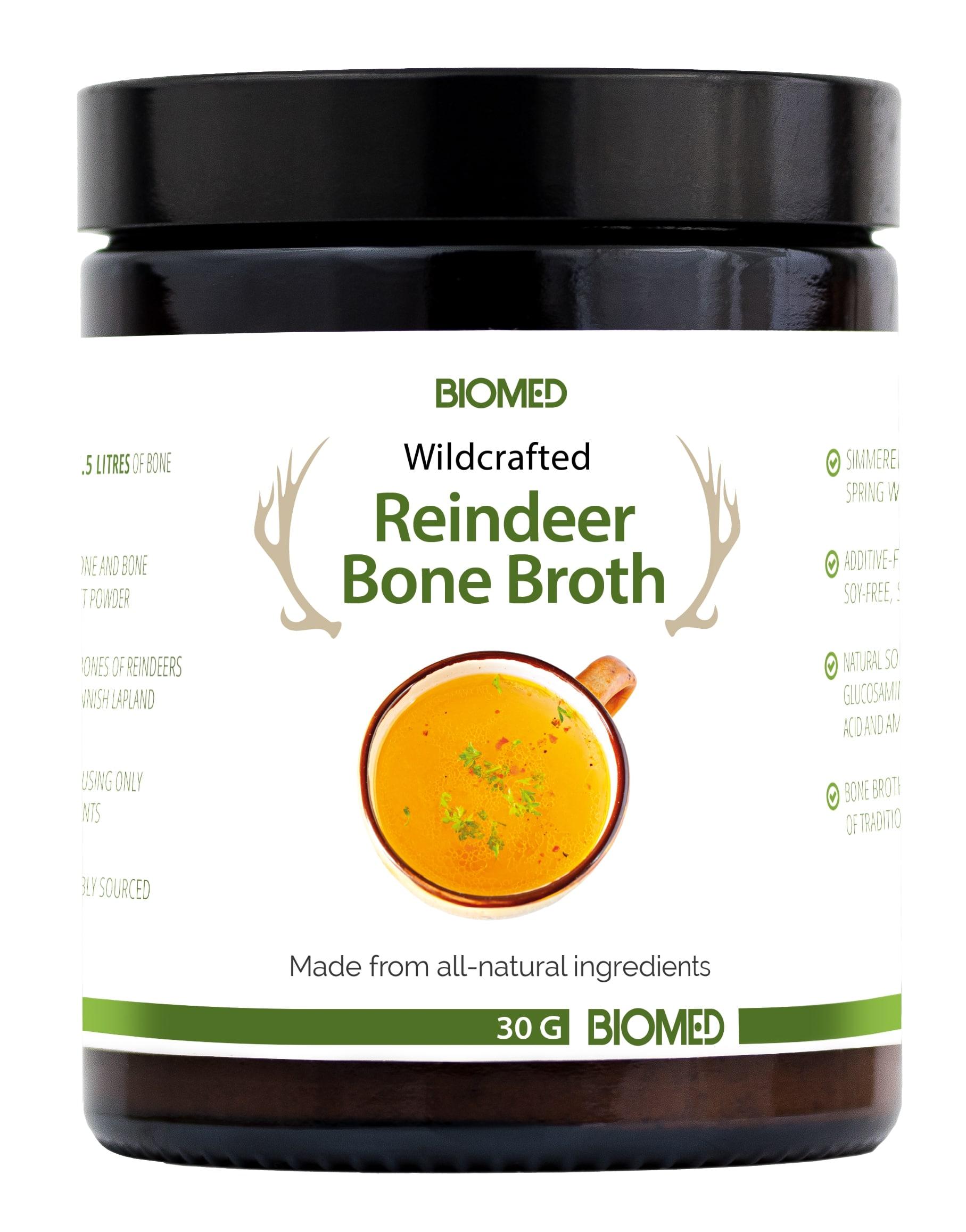 Reindeer Bone Broth 30g