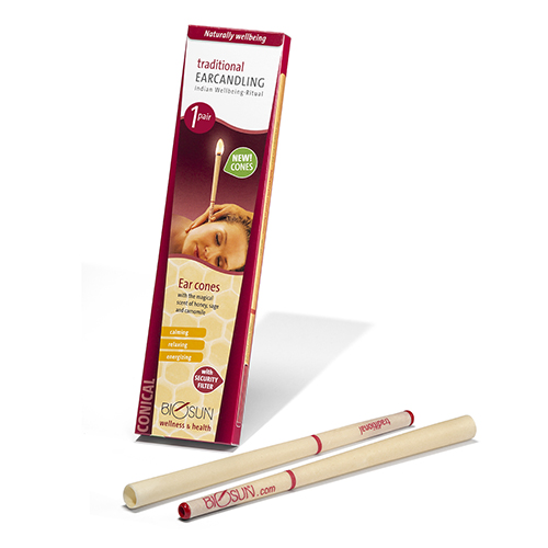 Traditional Ear Candles 1 pair