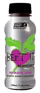 Beet IT Sport Nitrate 3000 250ml (7 servings)