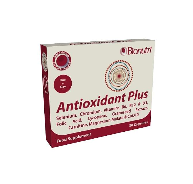 Antioxidant Plus 30's