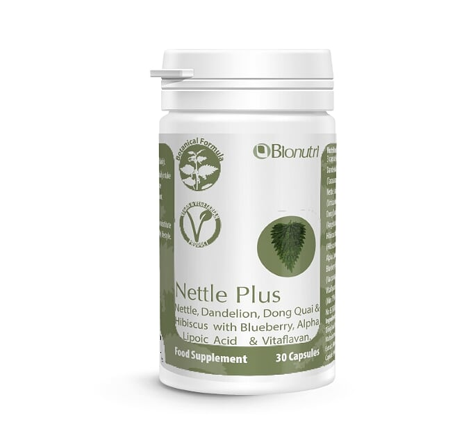 Nettle Plus 30's (Currently Unavailable)