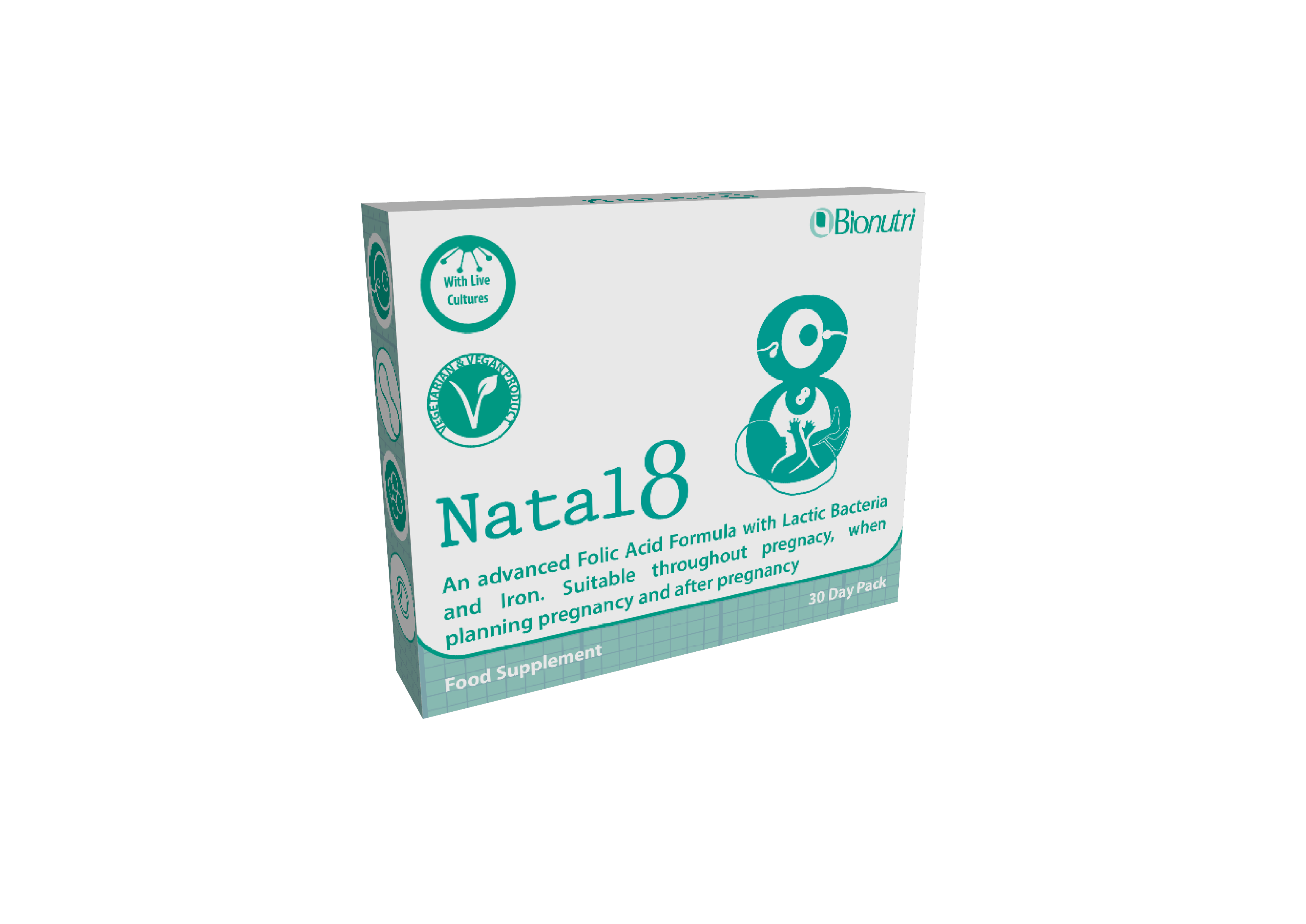 Natal 8 30 Day Pack