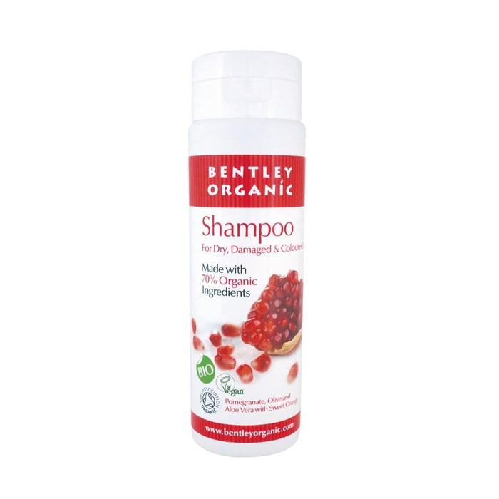 Shampoo For Dry, Damaged & Coloured Hair 250ml