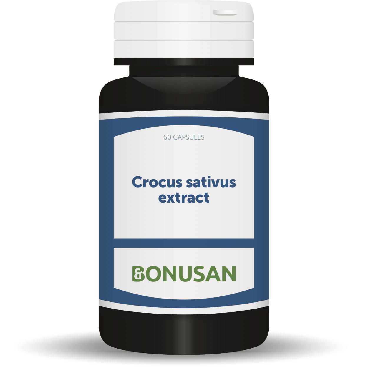 Crocus Sativus Extract 60's