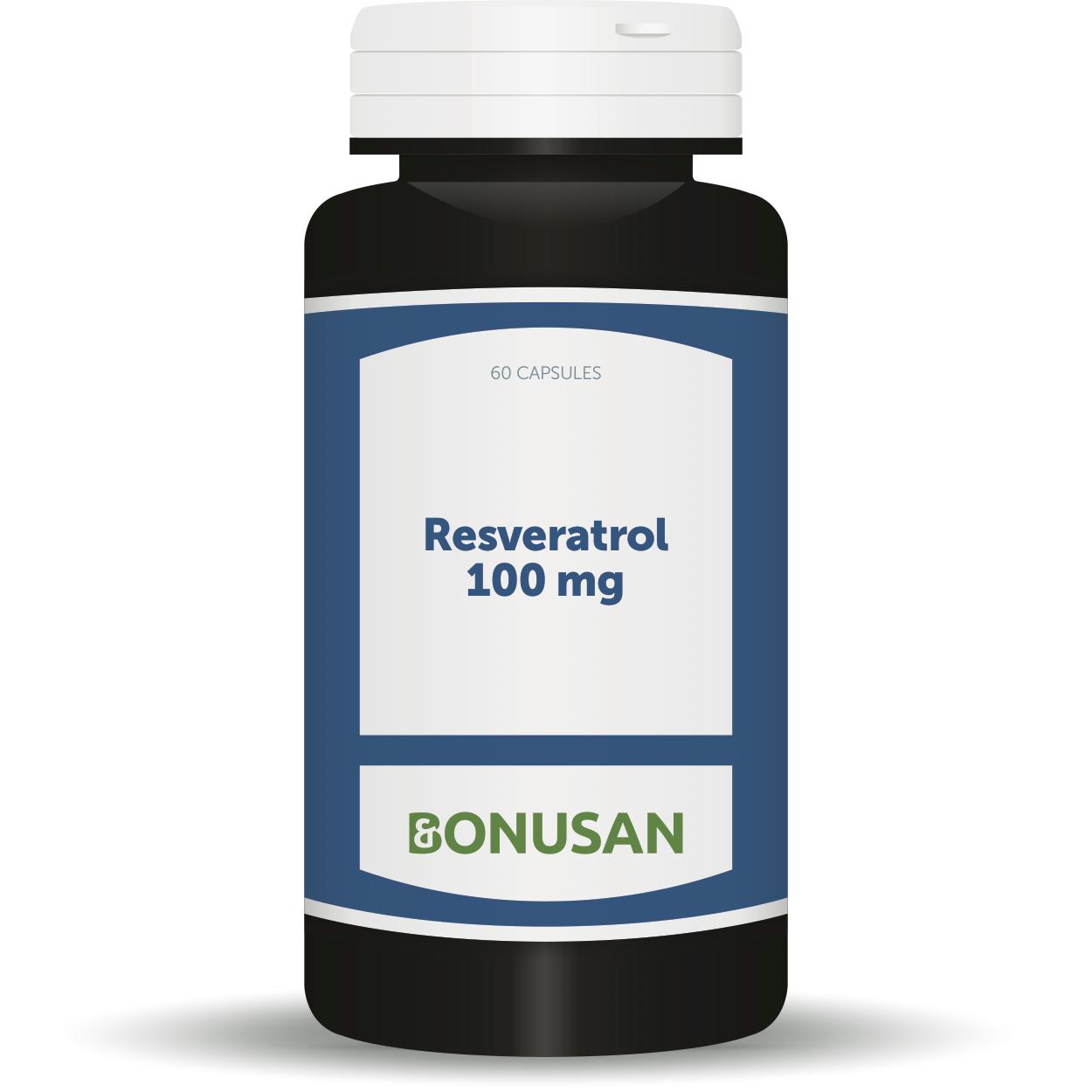Resveratrol 100mg 60's