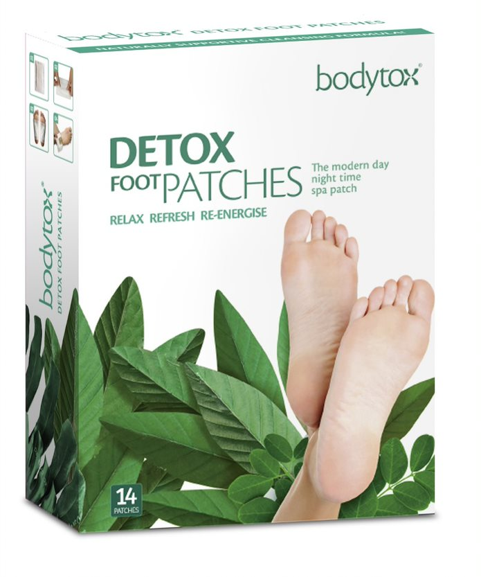 Detox Foot Patches 14 Patches
