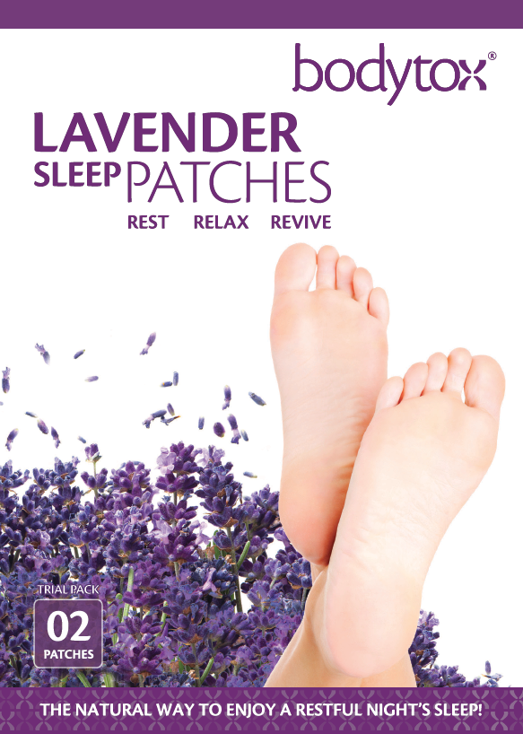 Lavender Sleep Patches Trial Pack of 2