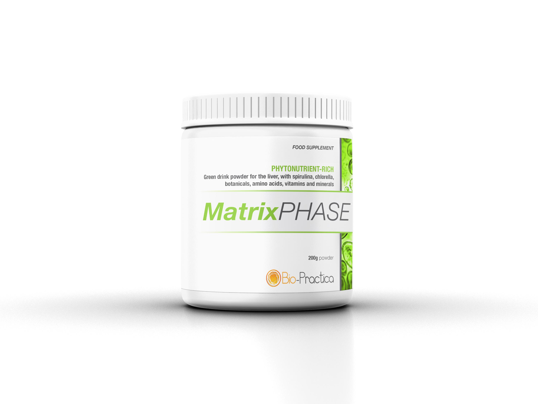 Matrix PHASE Detox 200g