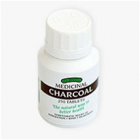 Charcoal 300mg 250's