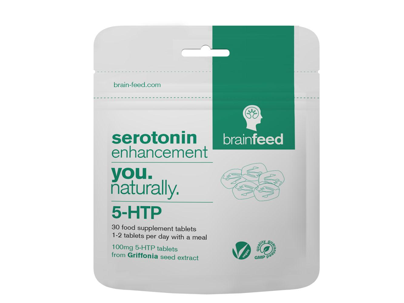 Serotonin Enhancement 5-HTP 30's