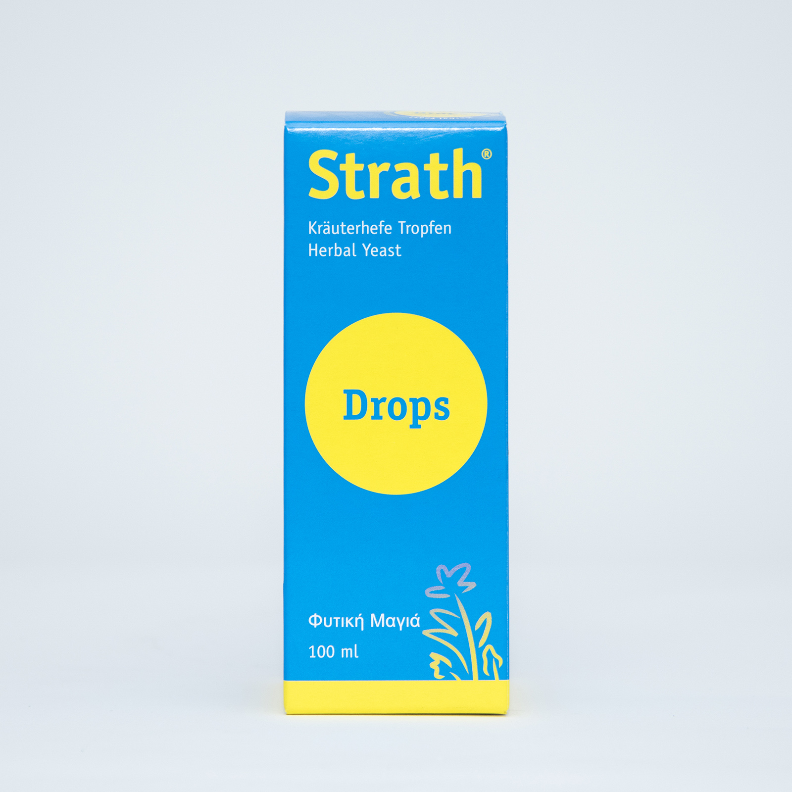 Strath Drops 100ml