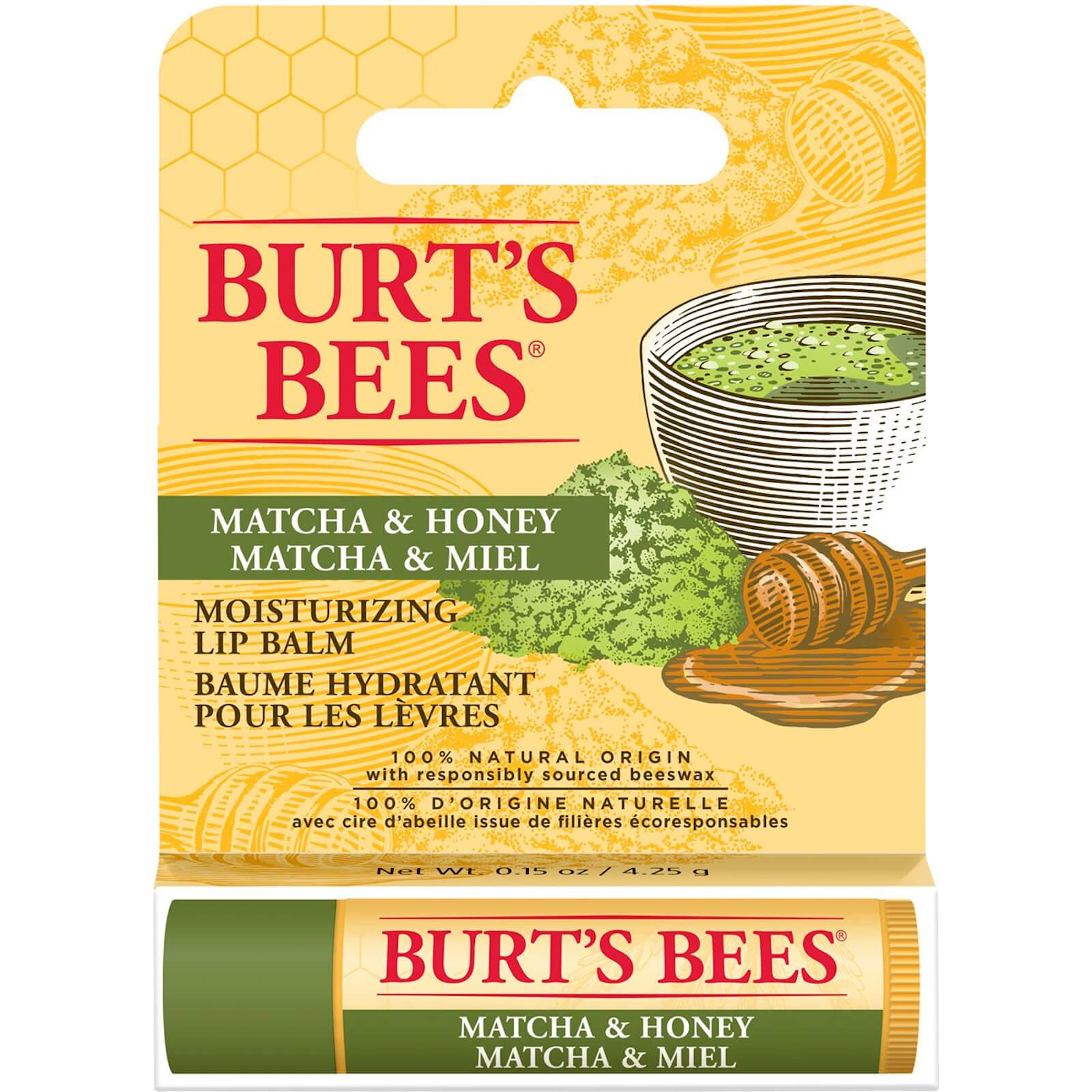 Matcha & Honey Lip Balm 4.25g