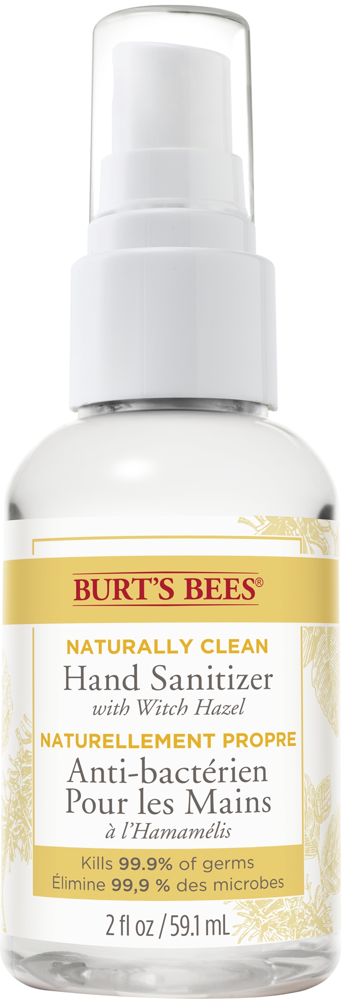 Naturally Clean Hand Sanitizer 59.1 (Currently Unavailable)