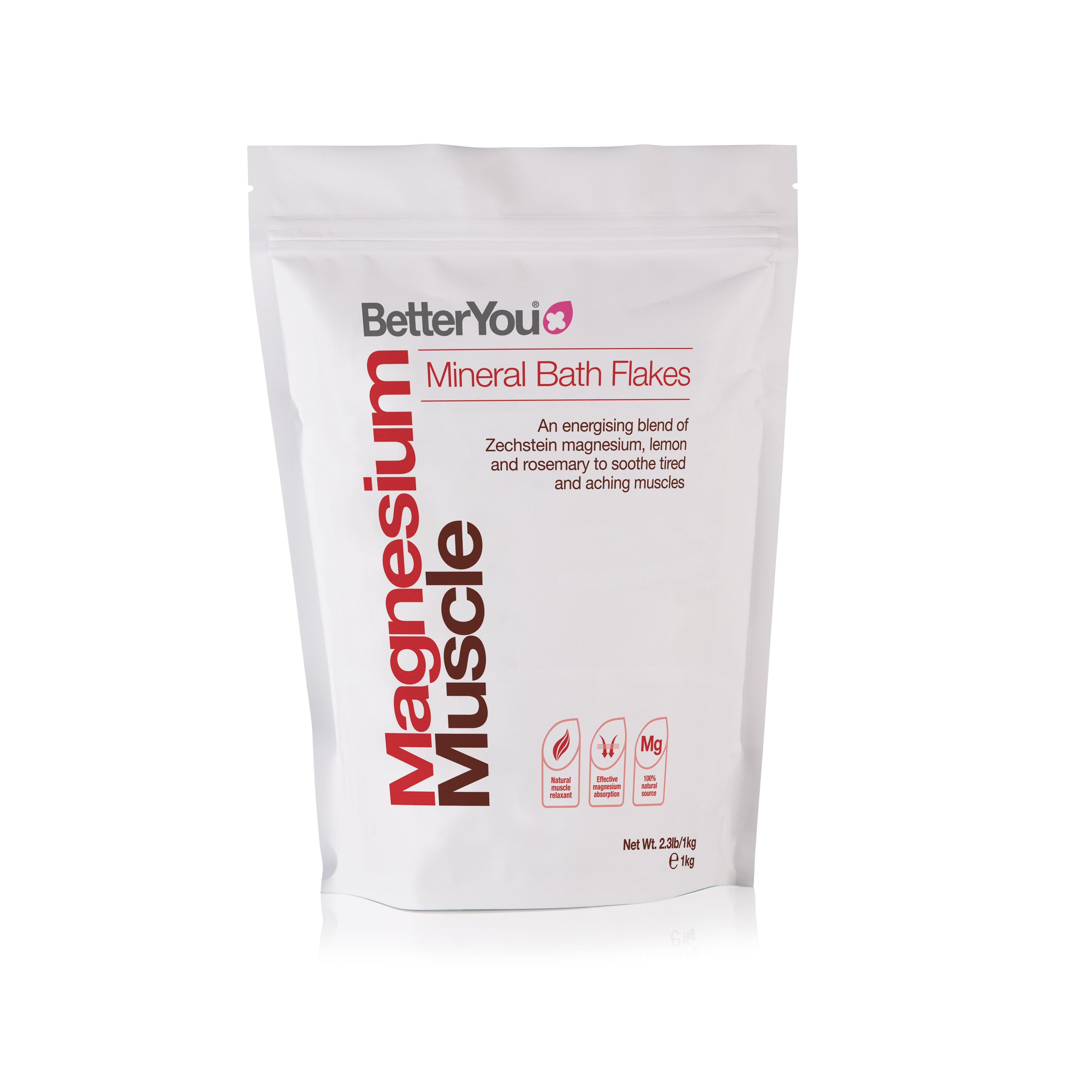 Magnesium Muscle Flakes 1kg