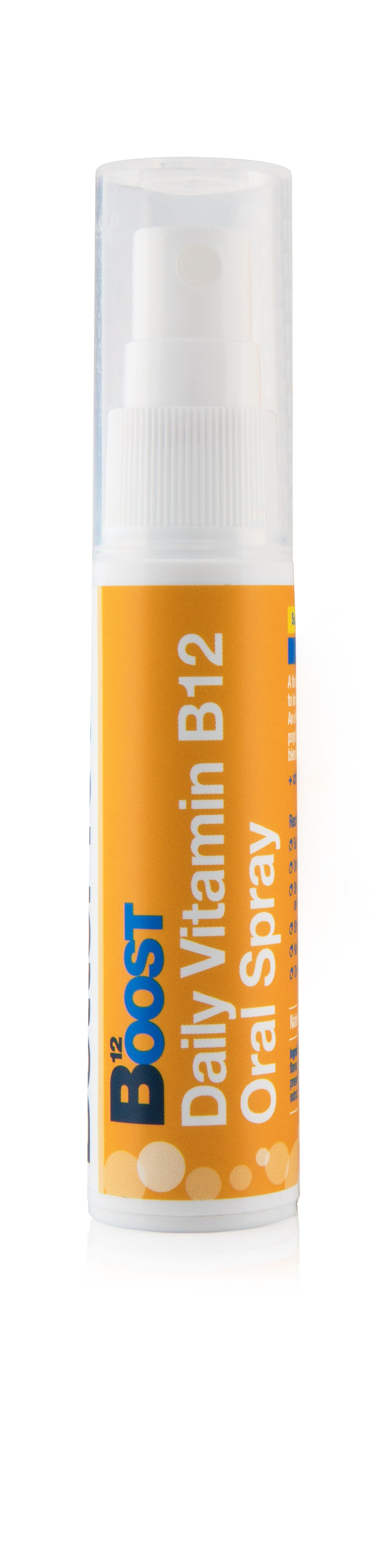 Daily Vitamin B12 Boost Oral Spray 25ml