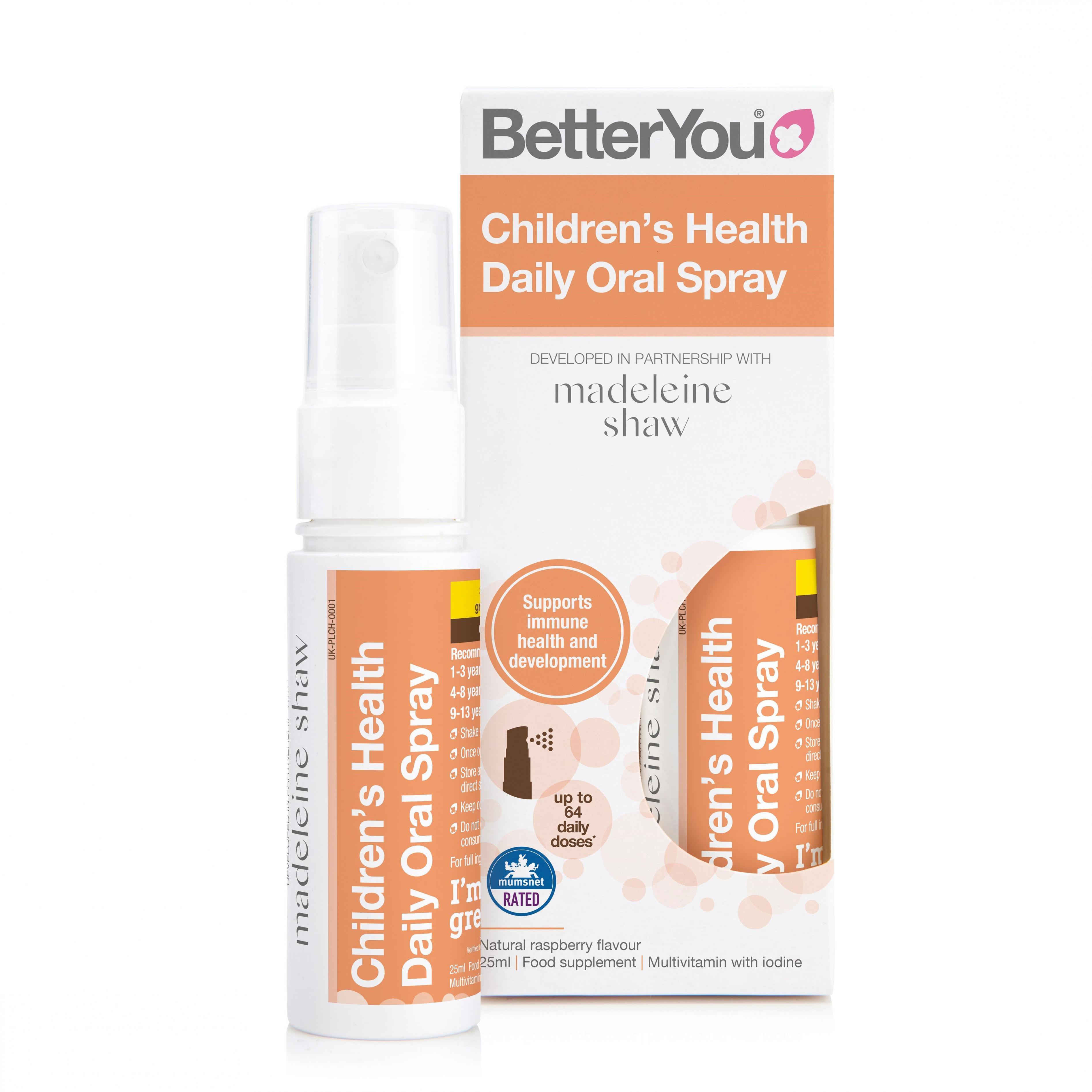 Children's Health Daily Oral Spray 25ml