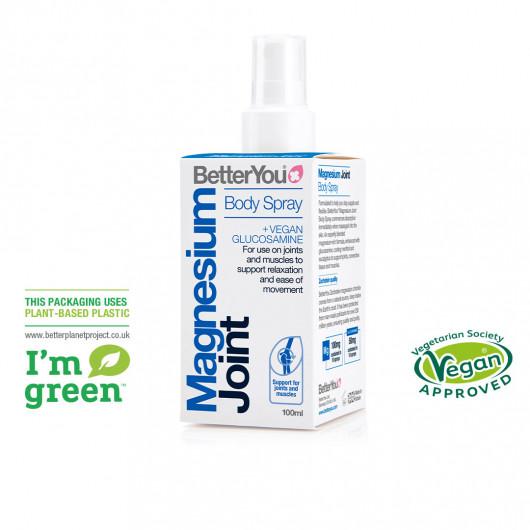 Magnesium Joint Body Spray 100ml