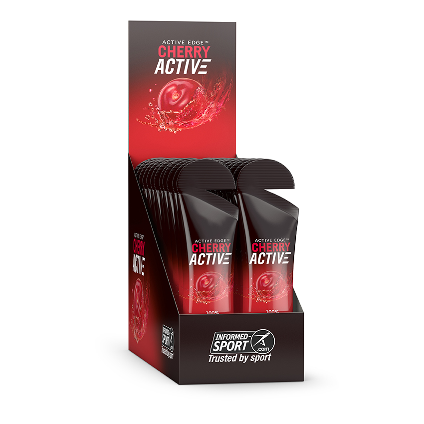 CherryActive 100% Concentrated Montmorency Cherry Juice Shot Case 24 x 30ml
