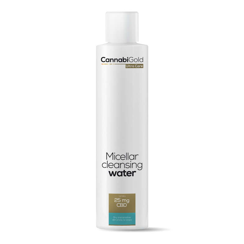 Micellar Cleansing Water for Dry And Sensitive Skin Prone To Atopy 200ml