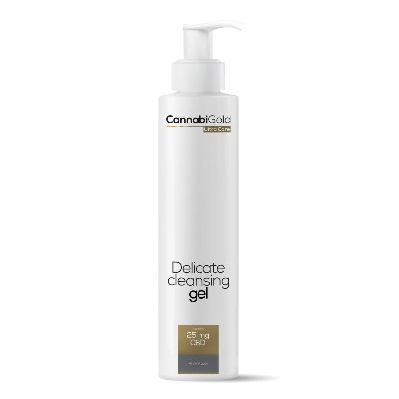 Delicate Cleansing Gel 200ml
