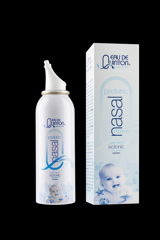 Eau de Quinton Paediatric Nasal Spray 100ml